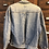 Thumbnail: XL Custom Vintage Back Pleat Denim Jacket
