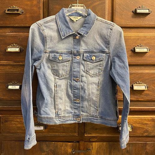 Large Custom Lightweight Denim Jacket