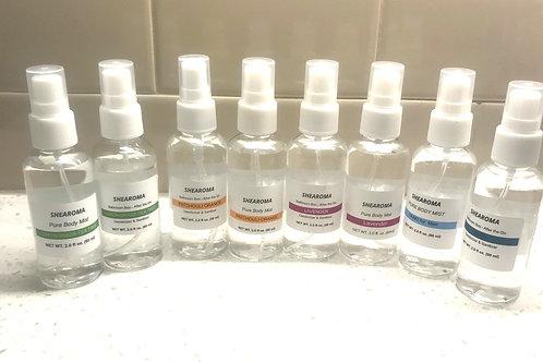 Bathroom Boo & Pure Body Mist Collection