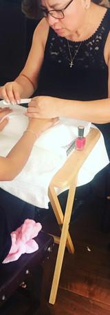 Silvia - mini manicures