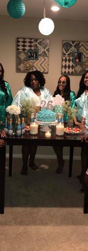 Dynastys Birthday Party