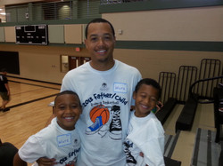 Father / Child Basketball Game