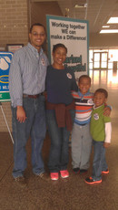 Wiltz family Working to Make a Difference - KPB