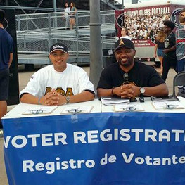 voter registration Pearland - The Rig