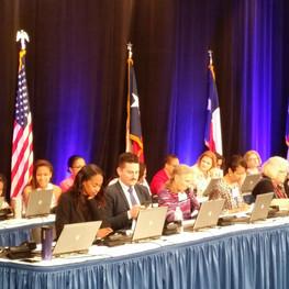 LWV - Houston Telethon for voter info