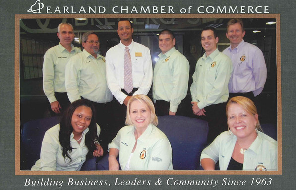 Pearland Leadership Class with Quentin