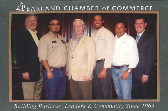 Quentin as a Director on the Chamber of Commerce