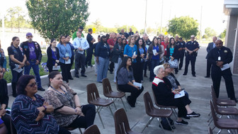 BCAC Awareness program attendees