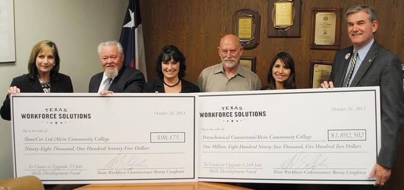 TX Workforce Commission $1.9M