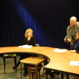 Public Affairs Public Access - behind the scenes