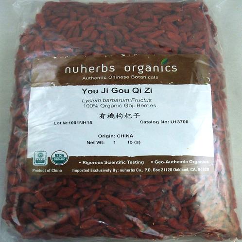 Goji Berries Organic, 1 lb