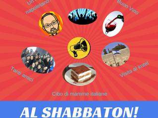 Prossimo Shabbaton 17-18 Marzo !