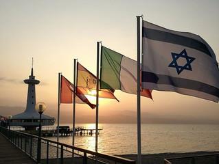 La carovana italiana è approdata: il servizio civile in Israele