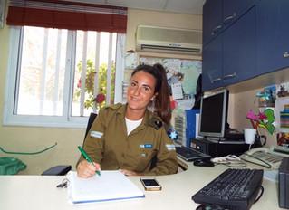 """Dall'Italia a Israele, la scelta di Micol prossima """"medaglia d'eccellenza"""" dell'esercito"""