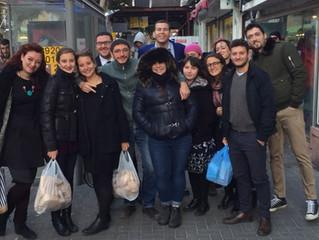 La GK sbarca a Tel Aviv - uno shabbaton per riscoprire il contributo degli italkim al sionismo
