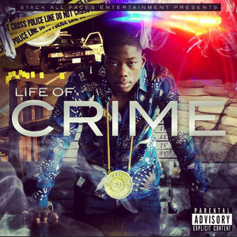 """Look out @crime malone releases his highly anticpated mixtape """"Life Of Crime"""""""
