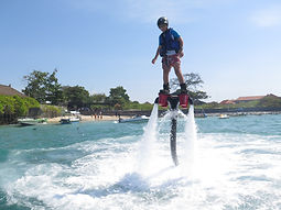 Flyboard bali water sports