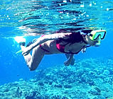 Water sports package with snorkeling in Bali