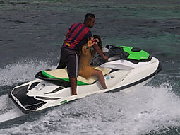 Jet Ski in Bali. Bali water sports
