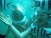 Bali Sea Walker Water Sports