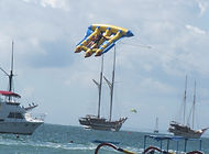 Flying fish bali water sports