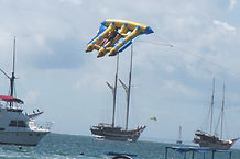 Flying Fish Bal Water Sports package