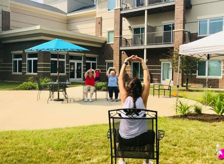 3 Ways for Seniors to Stay Active During Covid-19