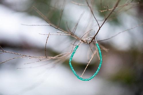 Promise Sterling Silver Bracelet