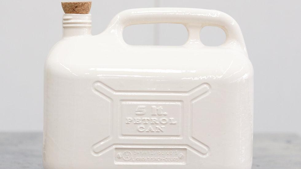 Ceramic Petrol Can