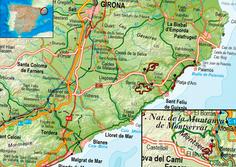 Randonnée Costa Brava