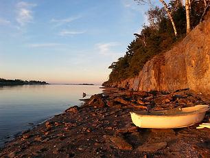 Jewel Island, Casco Bay Maine