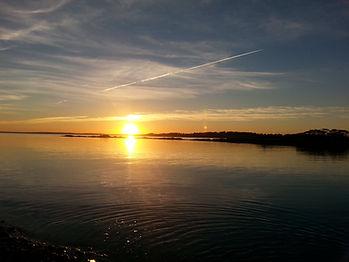 Sunset Cruise, Portland Maine