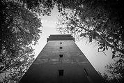 Jewell Island Maine Observation Tower