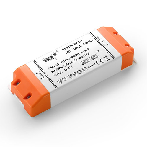 LED Driver SNP100-24VL-E, 100W 24VDC