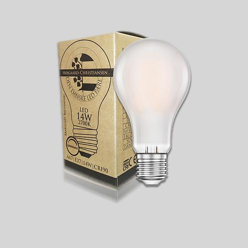 H-C A67 LED 14W E27