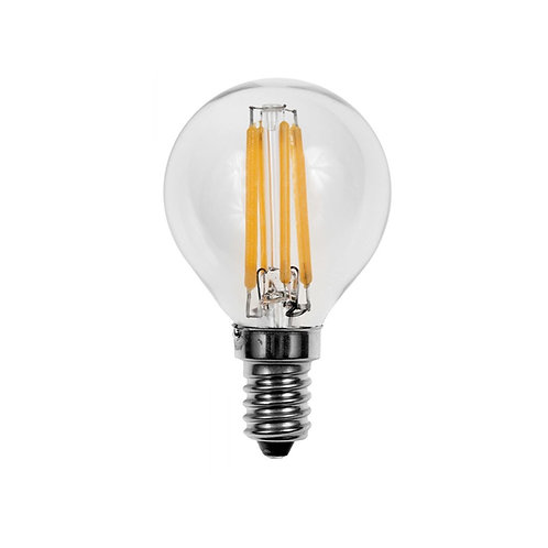 LED G14 E14 PÆRE 3,5W 2700/2400K