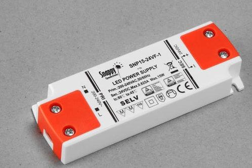 LED Driver SNP15-24VF-1, 15W 24VDC