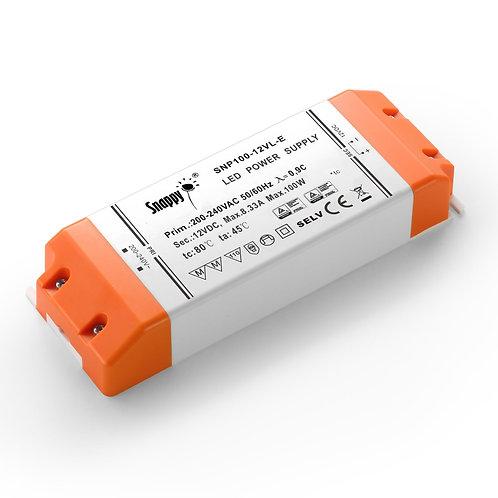 LED Driver SNP100-12VL-E, 100W 12VDC