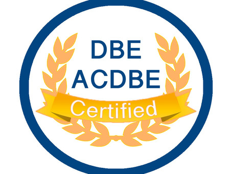 WHAT IS AN ACDBE?