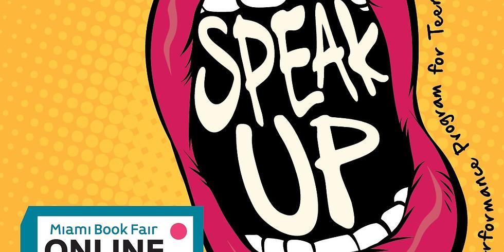 Speak Up: Creative Writing + Performance (Fall 2020)