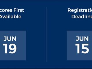 July ACT Deadlines Info