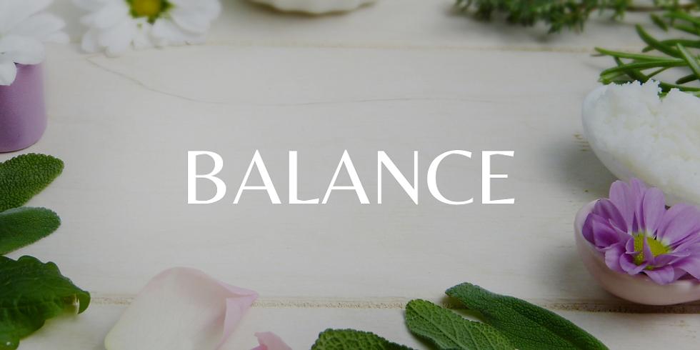 12 Months of Wellness: Balance