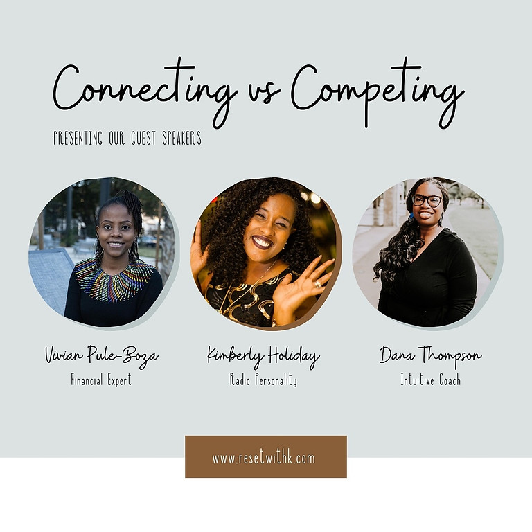 Connecting vs Competing
