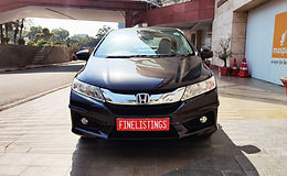 HONDA CITY VX CVT (Sunroof)
