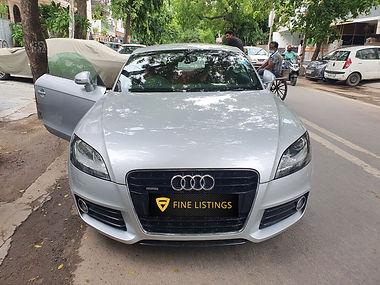 Audi TT 2.0 TFSI