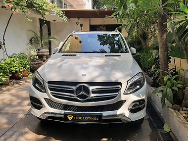Mercedes GLE 400 4MATIC PETROL