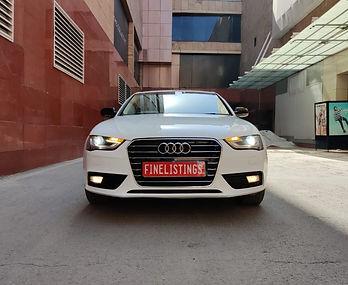 Audi A4 2.0 TDI PREMIUM PLUS