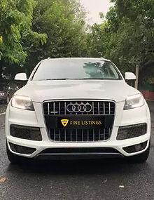 Audi Q7 35 TDI S LINE