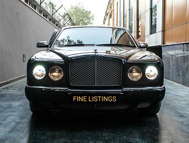 Bentley Arnage RL LIMO