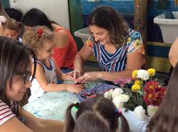 Artes na Festa da Família